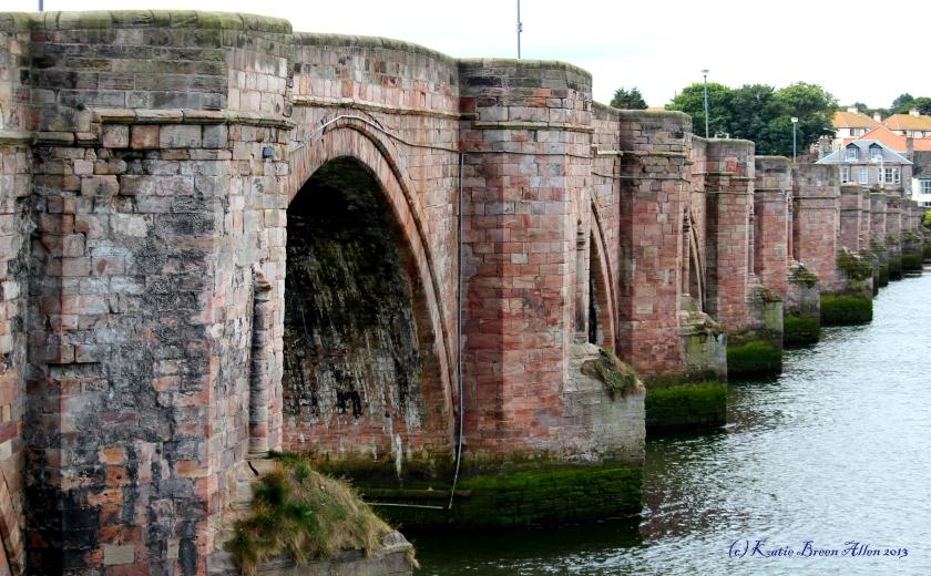 Berwick Upon Tweed Bridge